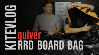 Recenzja Quivera RDD Triple Board Bag