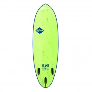 Deska surfingowa Softech Flash Eric Geiselman FCS II | Green