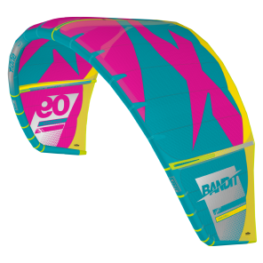 Latawiec F-one Bandit XI 2018 | turquoise/pink