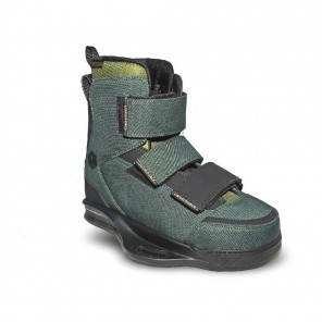 Wiązania Wake/Kite Liquid Force Hiker | Army Green
