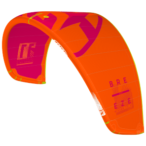 F-One Breeze V2 2019 ORANGE / RASPBERRY